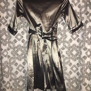Knee length party dress